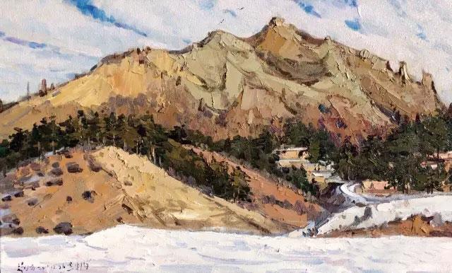 内蒙古草原油画院高级画师,内蒙古书法家协会会员,呼和浩特职业学院